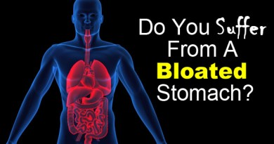 Do you suffer from a bloated stomach
