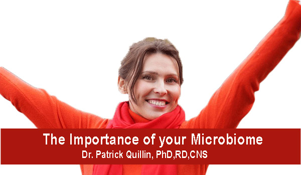Getting Healthier Importance of Microbiome