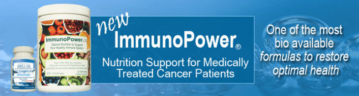 ImmunoPower Nutrition Support