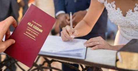 Civil Marriage In Turkey Wedding Istanbul Planning