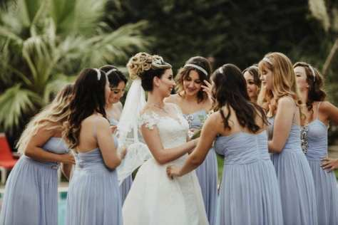 Wedding Dress In Istanbul Turkey