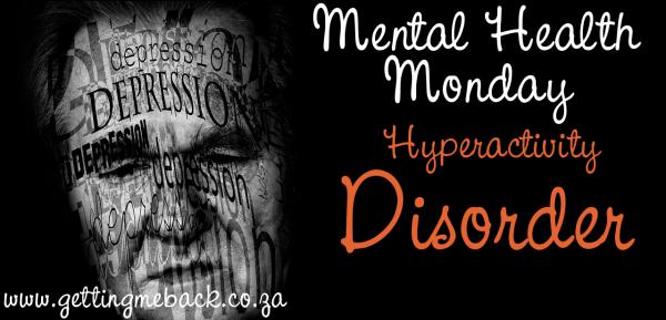 hyperactivity disorder