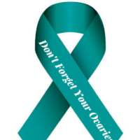 Don't forget your Ovaries ~ Ovarian Cancer Awareness