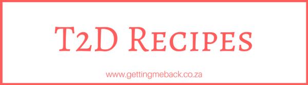T2D Recipes