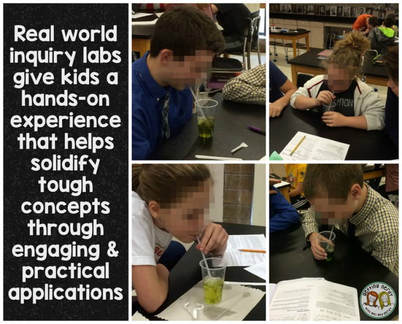 Teach cells & cellular processes in your life science or biology classroom!