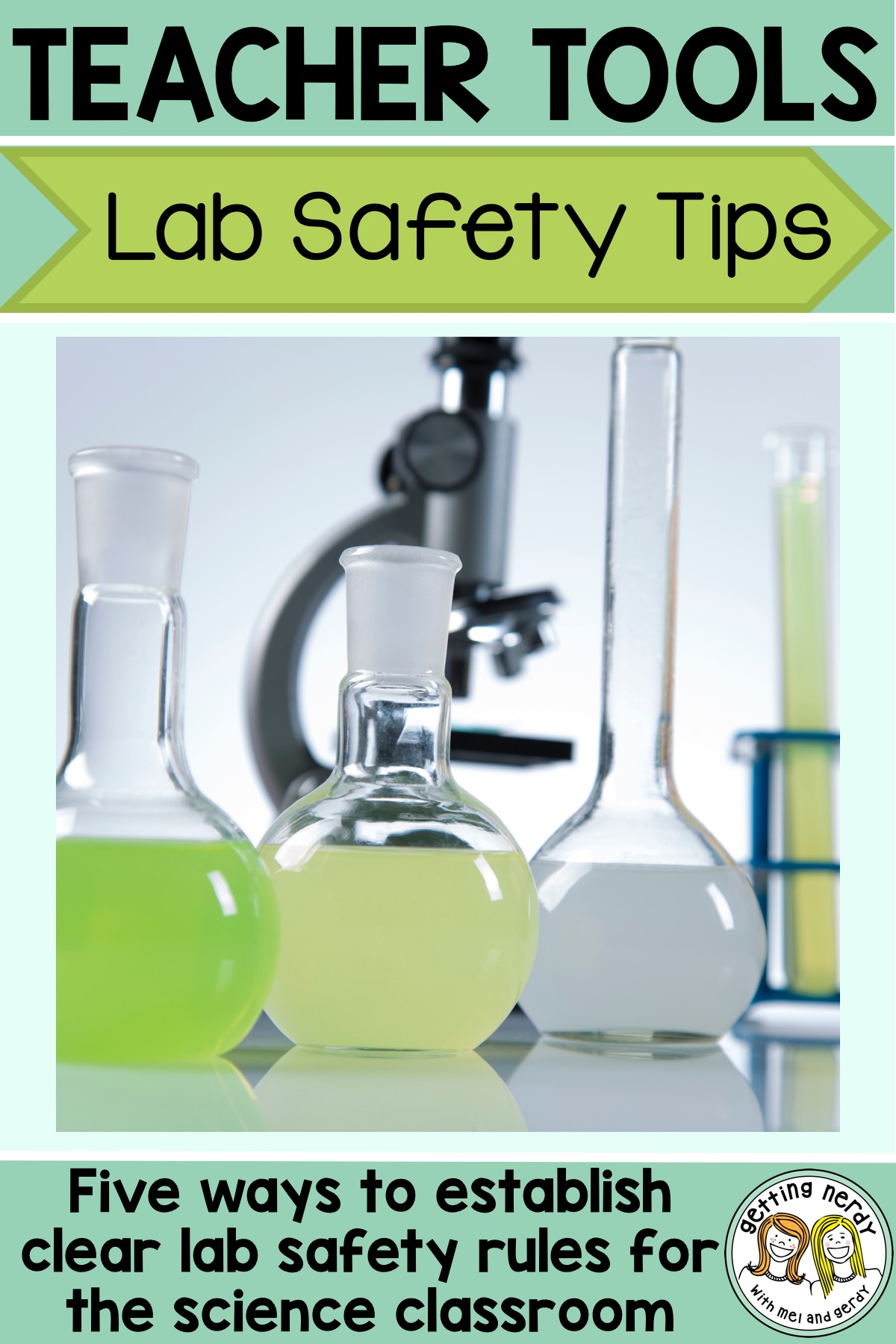 Teacher Tools Lab Safety Tips