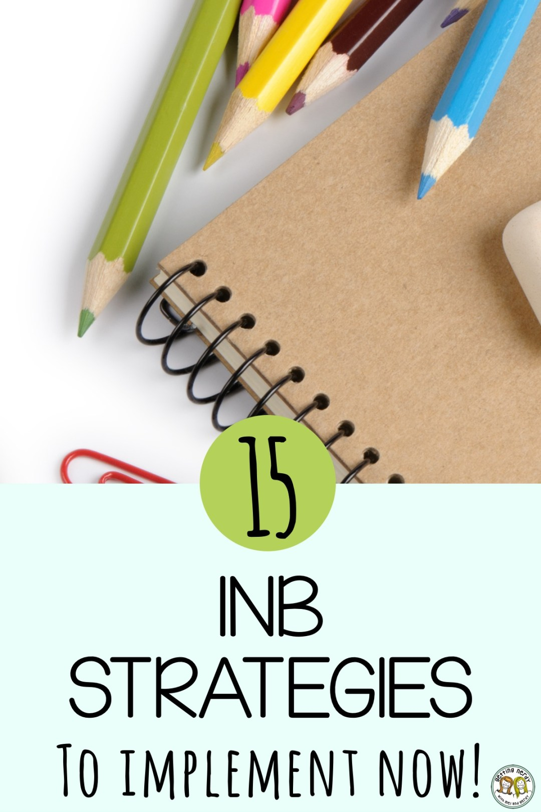 We came up with these easy actionable tips for implementing interactive notebooks in your classroom #gettingnerdyscience #interactivenotebook