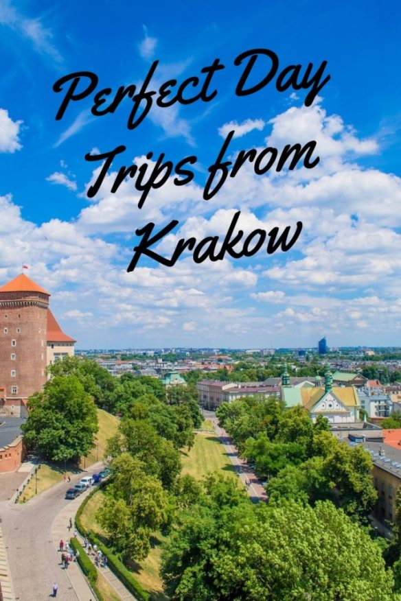 Day trips from Krakow Poland