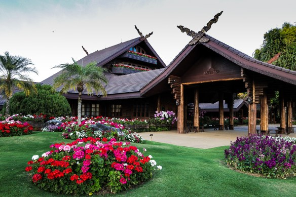 Mae Solong: Doi Tung Royal Villa