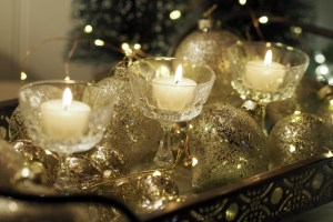 Christmas Scents With Yankee Candle