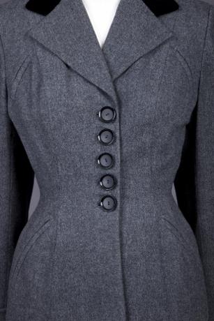 Seymour Fox suit, 19550'59. Goldstein Museum of Design