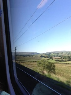 Train to Manchester