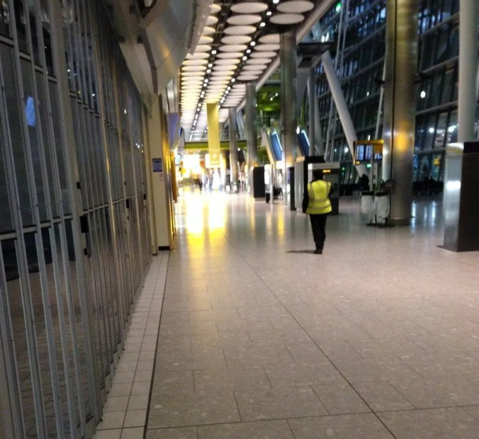 T5 by night