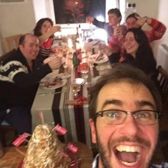Norwegian Christmas Eve