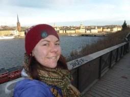 Stockholm selfie