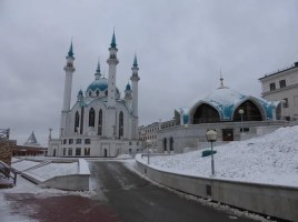 Mosque at the Kremlin