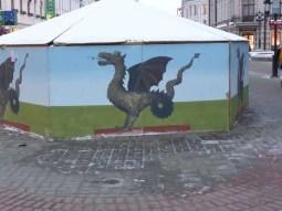 The Kazan dragon (or: TROGDORRRRR)