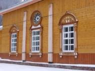 Church in Listvyanka