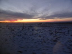 Sun sets on 2015