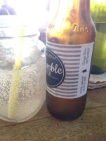 The best ginger beer I've ever had!