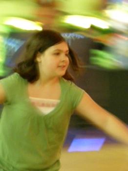 My Megan…12 years andflyin'!