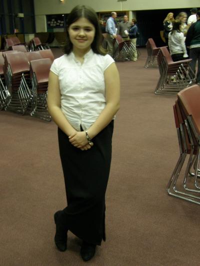 What girl doesn't need a little blackskirt?