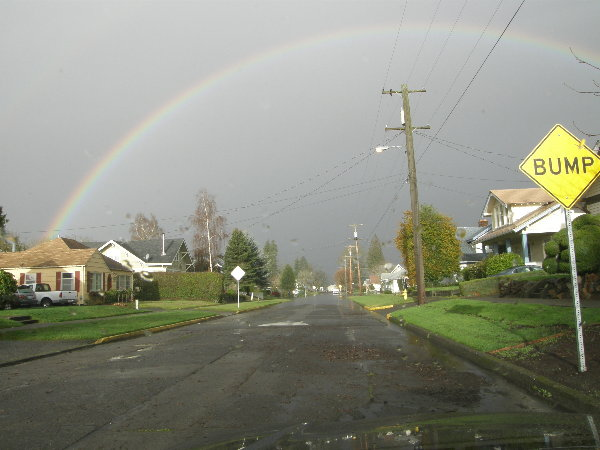 waters-ahead-but-a-rainbows-above-on-my-parents-street-in-chehalis