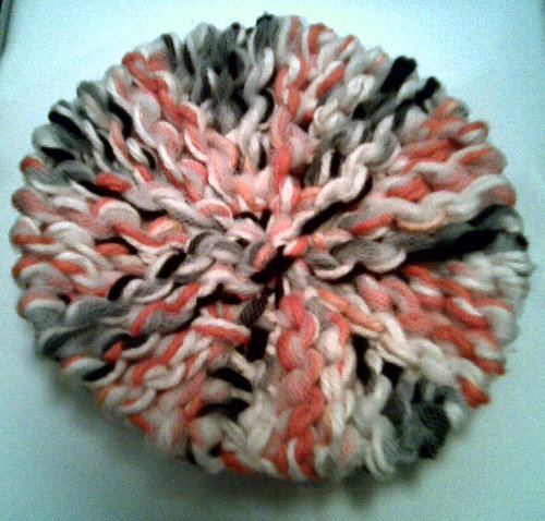 Jeannette's Coral Scrubby-O