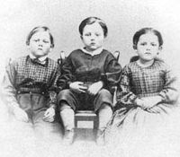 The Children of the Battlefield:  The Picture that Identified Sergeant Amos Humiston of the 154th New York Volunteers