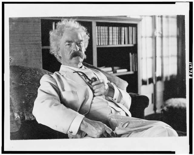 """I'm not embarrassed. Are you?"": The friendship of Ulysses S. Grant and Mark Twain"