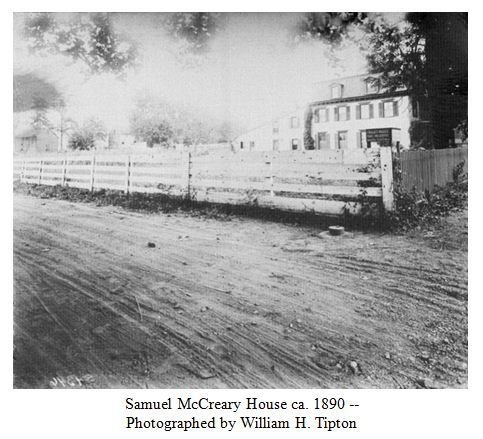 Samuel McCreary House