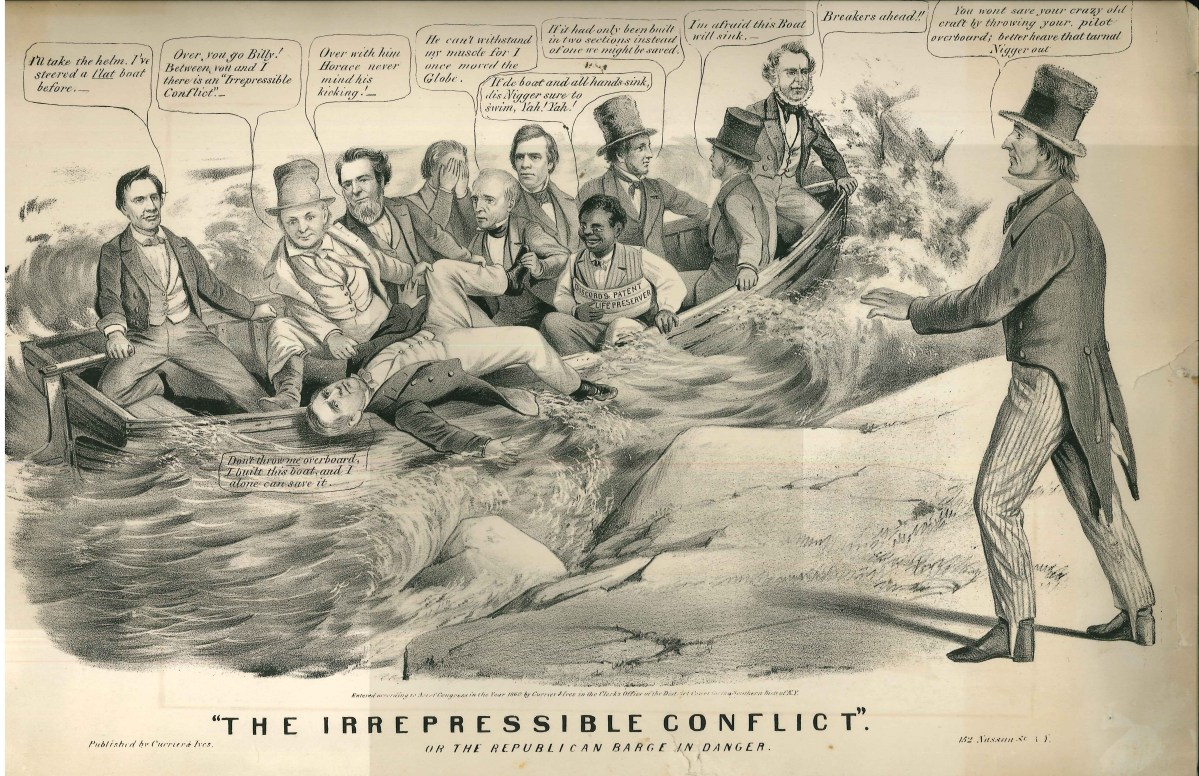 Mocking a Perilous Prediction: Currier and Ives' Political Cartoons