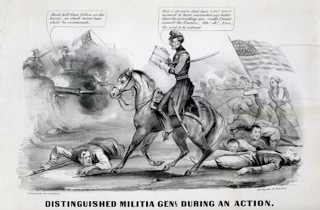 Satirizing Strife: Currier and Ives Political Cartoons