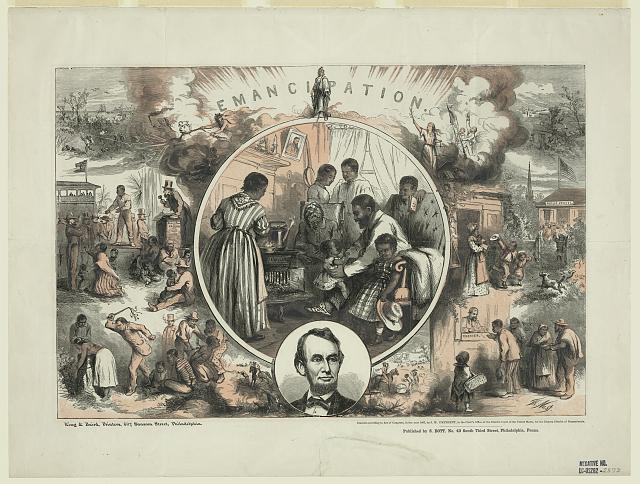 An Institution Sanctioned by God?: Slavery and Religion in the North and South