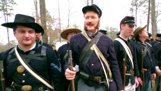 Laughing at Ourselves: Public Perception of Reenactors