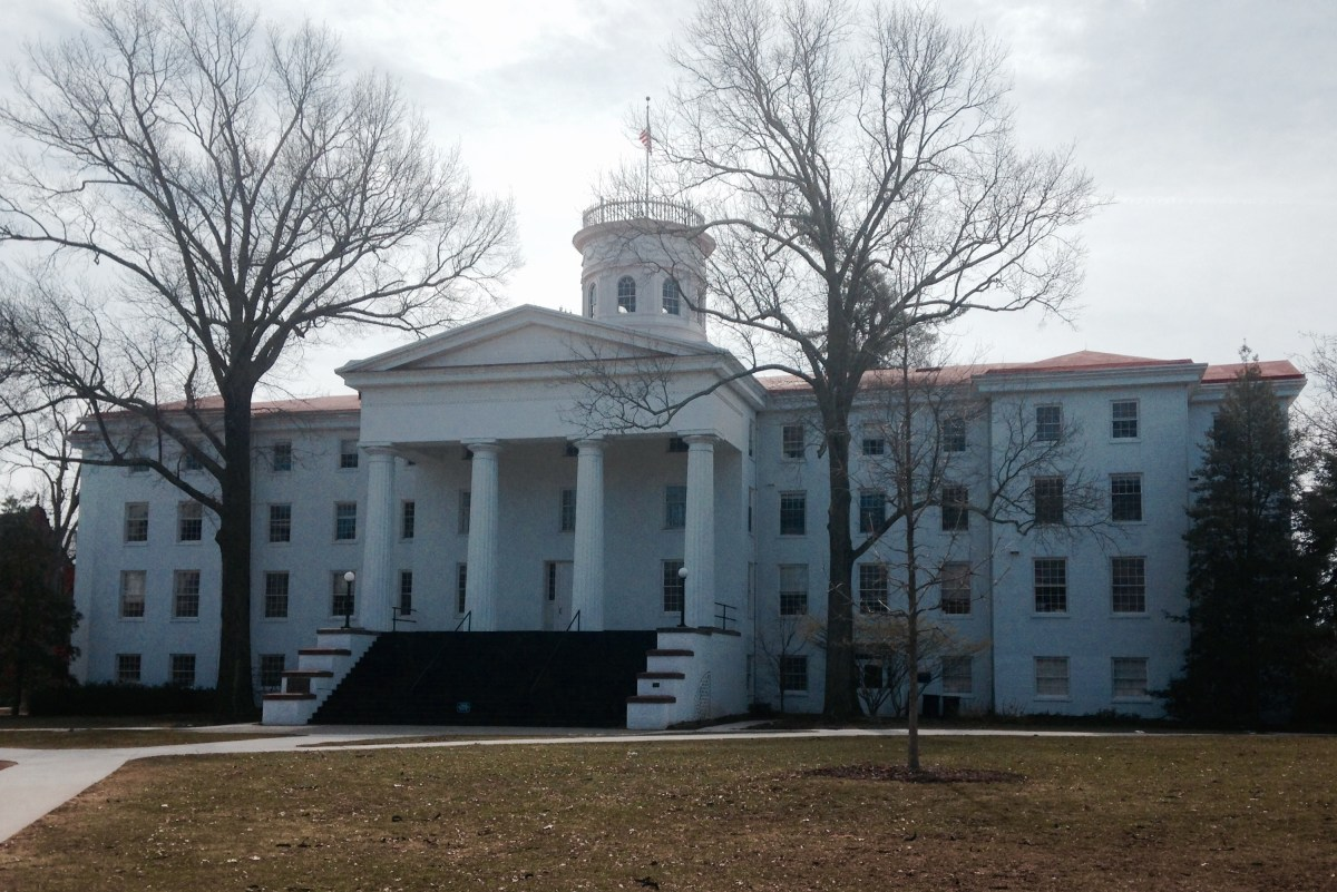 Gettysburg College campus purchased by preservation society