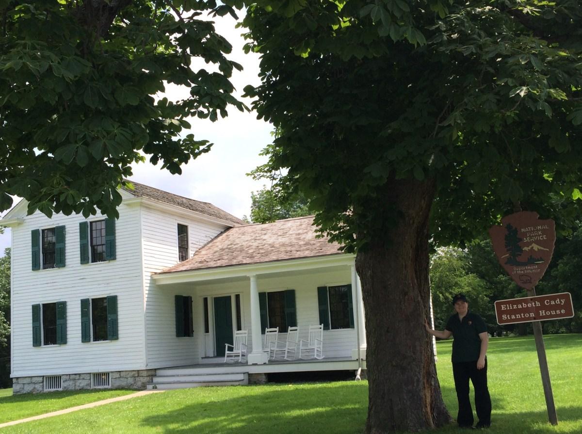 Historical Preservation: The Elizabeth Cady Stanton Property