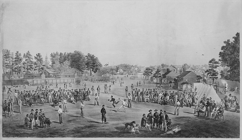 Take Me Out to the Ball Game (And Away From Camp): How Soldiers Used Sports to Cope During War Time
