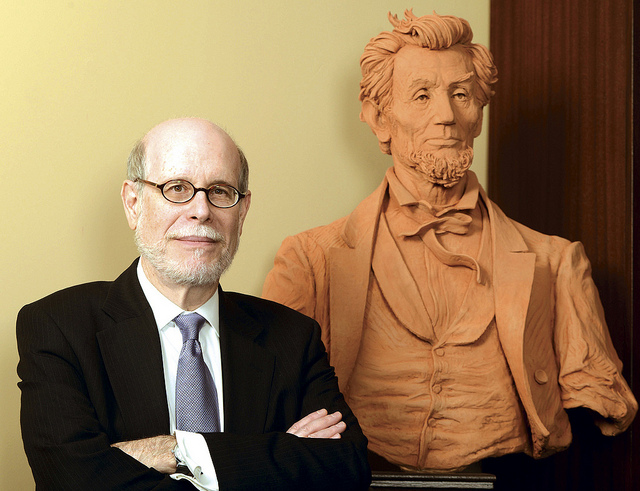 Lincoln Scholar Harold Holzer Teases His Upcoming Lecture at Gettysburg College