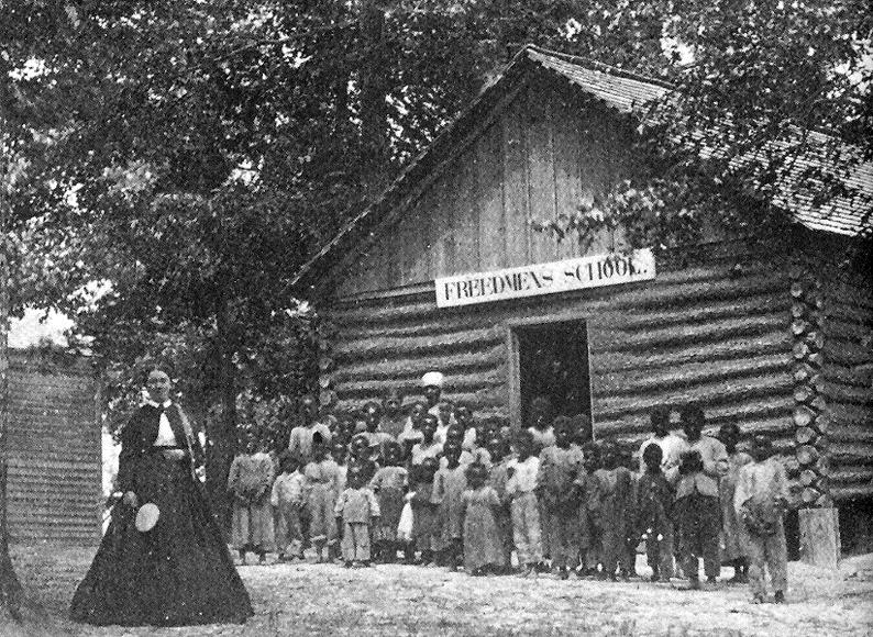 A New Angle on the Freedmen's Bureau:  A Conversation with James Downs