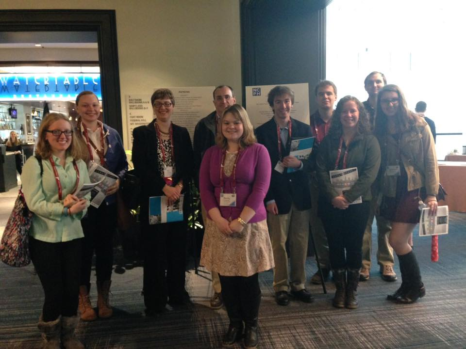 CWI Fellows and Friends Hit Up Public History Conference