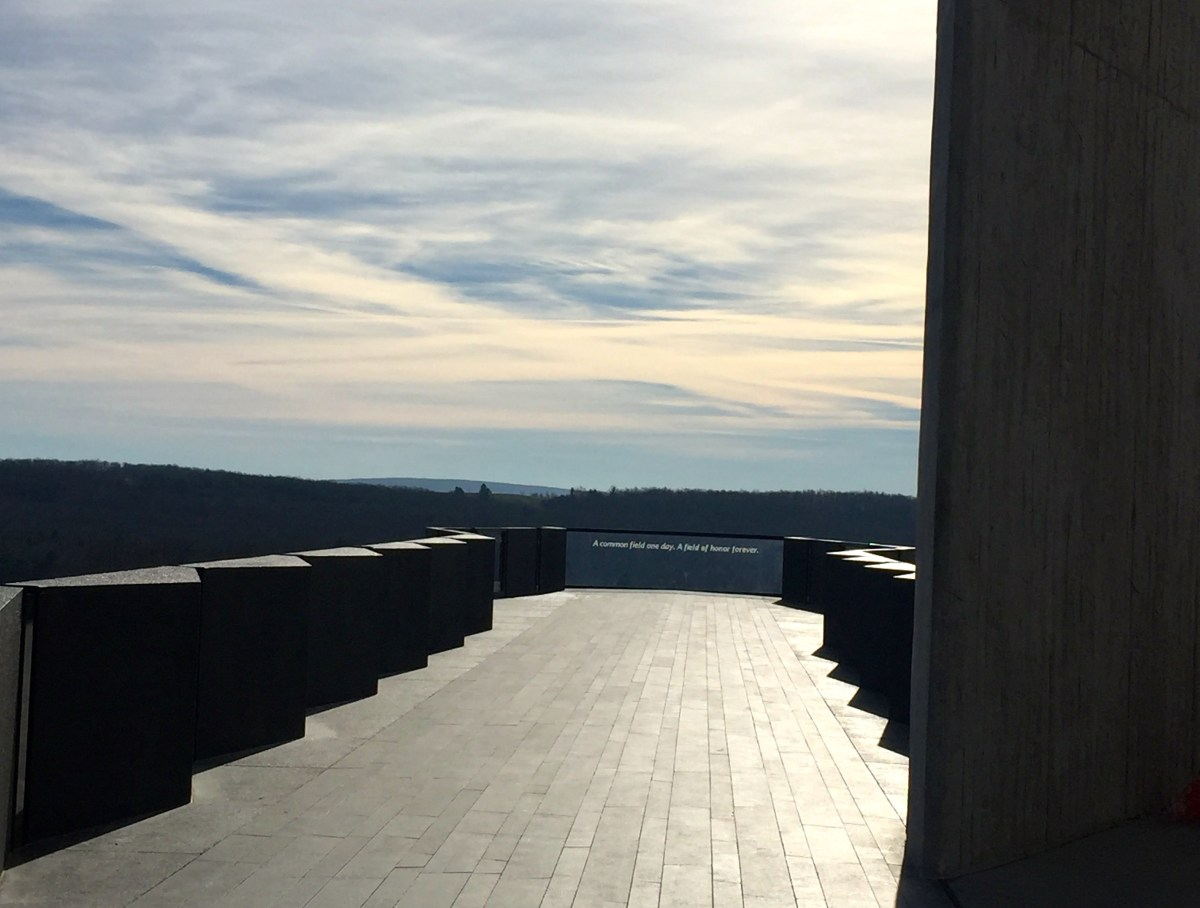Flight 93 National Memorial: A Park Dedicated to Strength from Tragedy