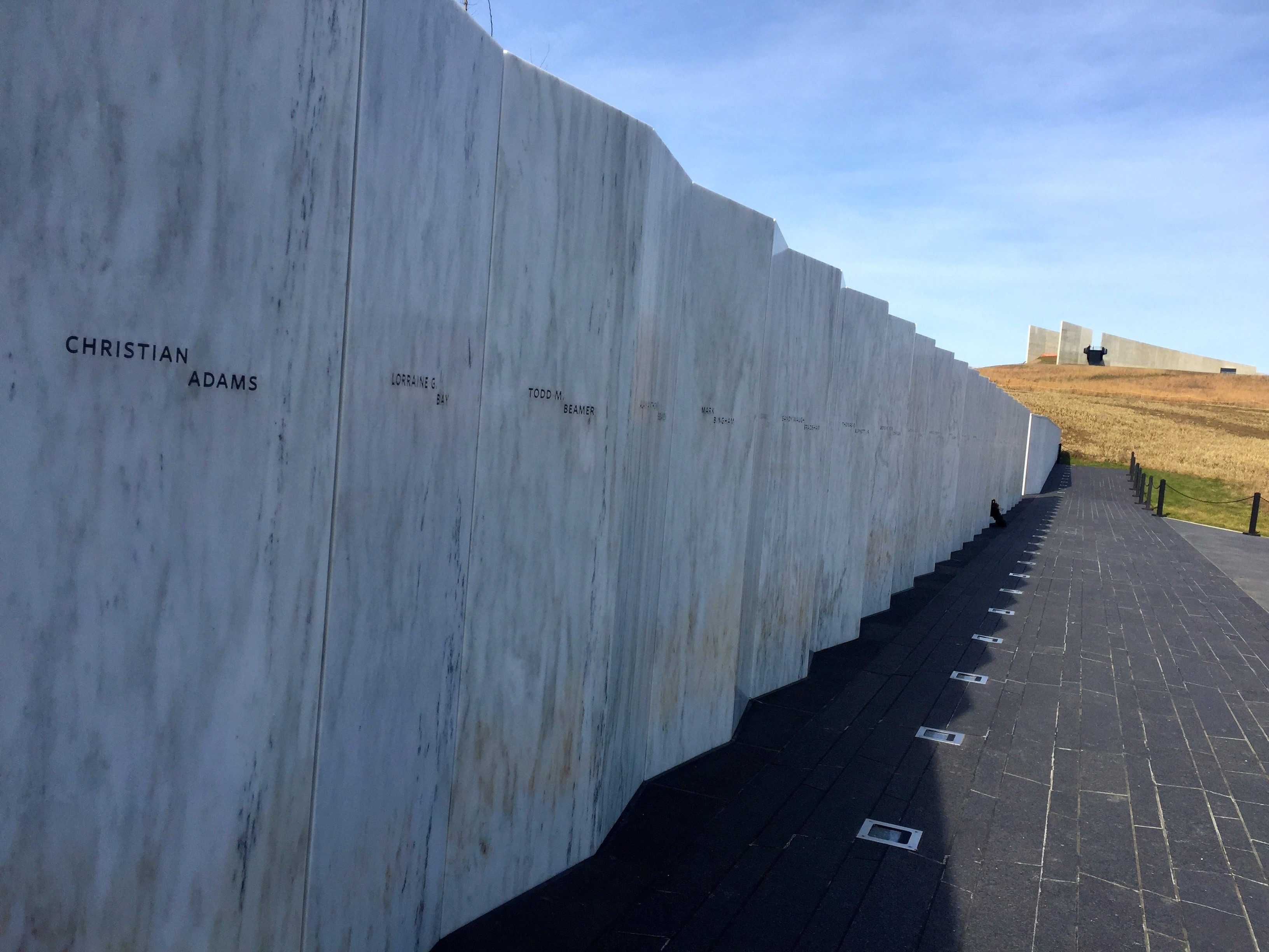 Flight 93 National Memorial: A Park Dedicated to Strength from ...
