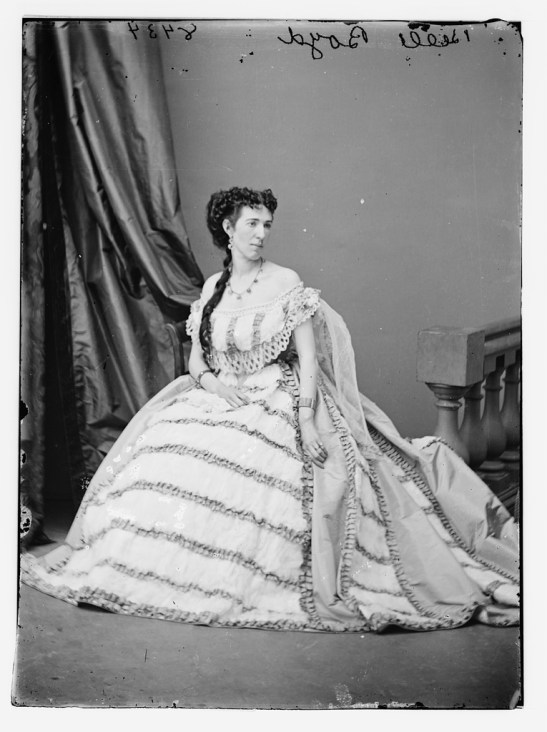 Belle Boyd was one of the most notable Confederate spies during the war, though the authenticity of her stories has been questioned. Photo via Wikimedia Commons.