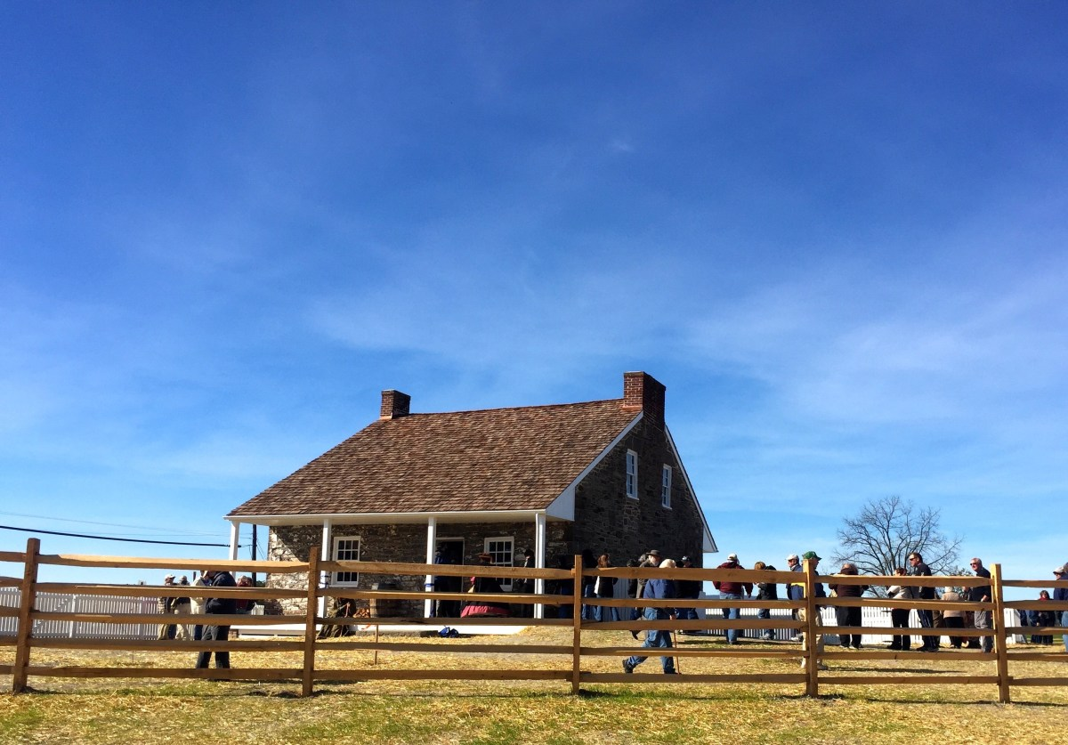 The Moment We've all Been Waiting For: Lee's Gettysburg Headquarters Opens