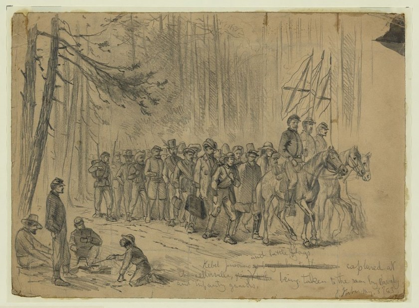 rebel-flag-captured-at-chancellorsville
