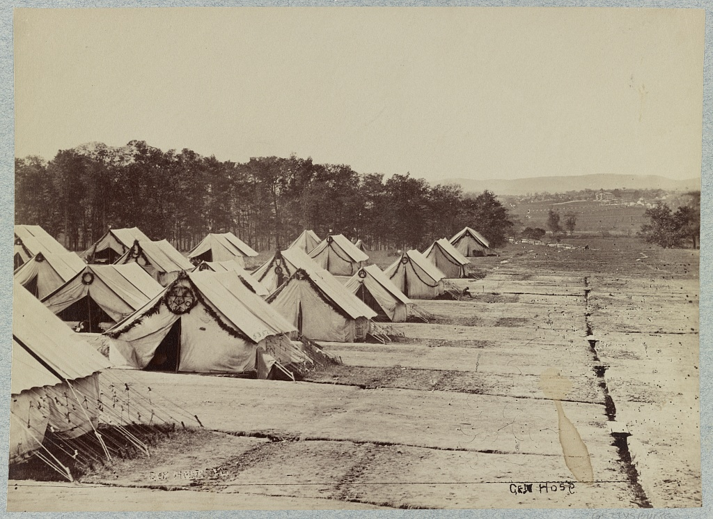 Battlefields and Supermarkets: The Importance of Battlefield Preservation and the Case of Camp Letterman