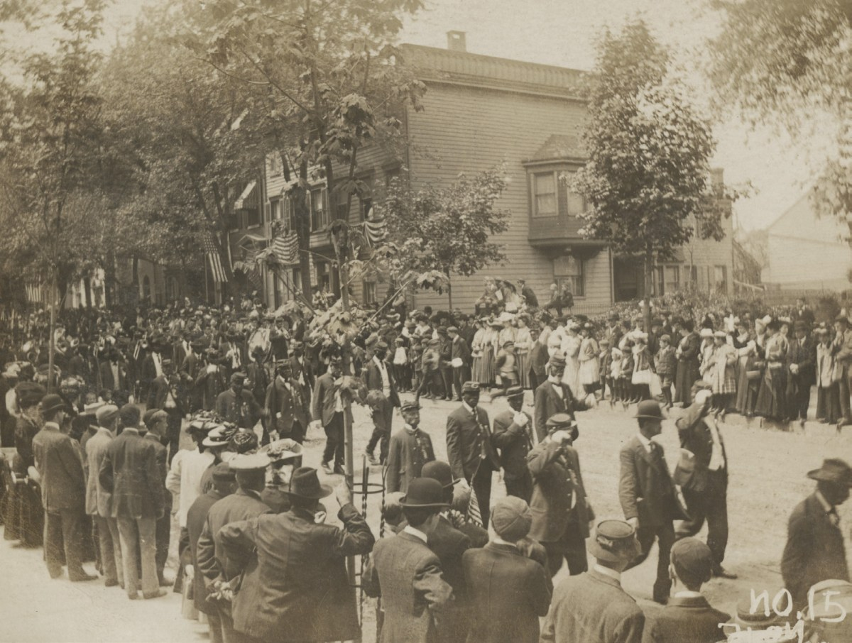 Marching in Step:  USCT Veterans and the Grand Army of the Republic
