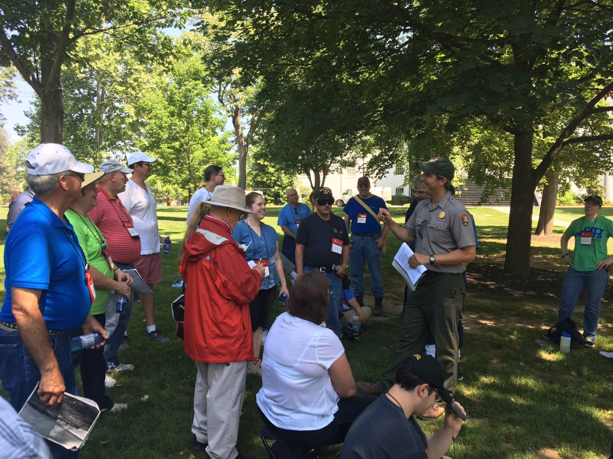 #CWI2017:  Tours and the End
