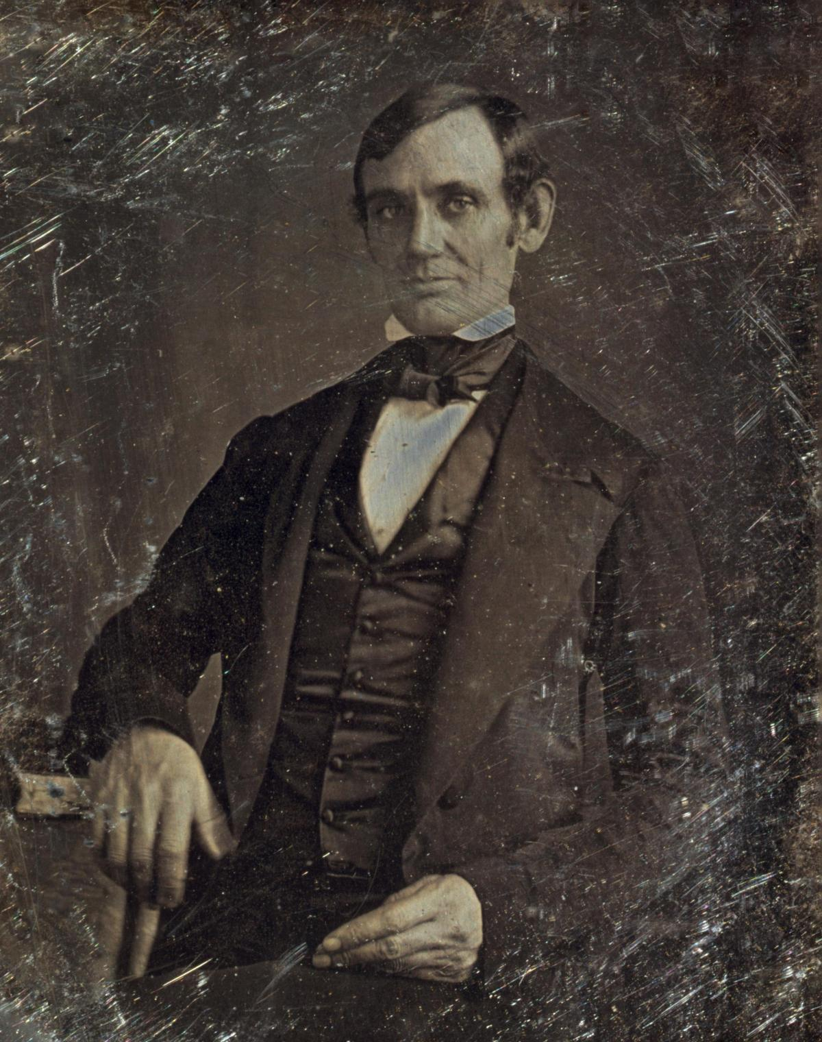 """""""Died of the Spotted Fever"""": The Spot Resolutions and the Making of Abraham Lincoln"""